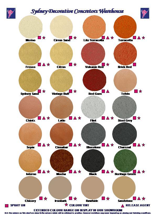 Paint Mix Your Own Colours