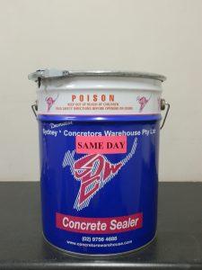 Concrete Sealer Types - Same Day
