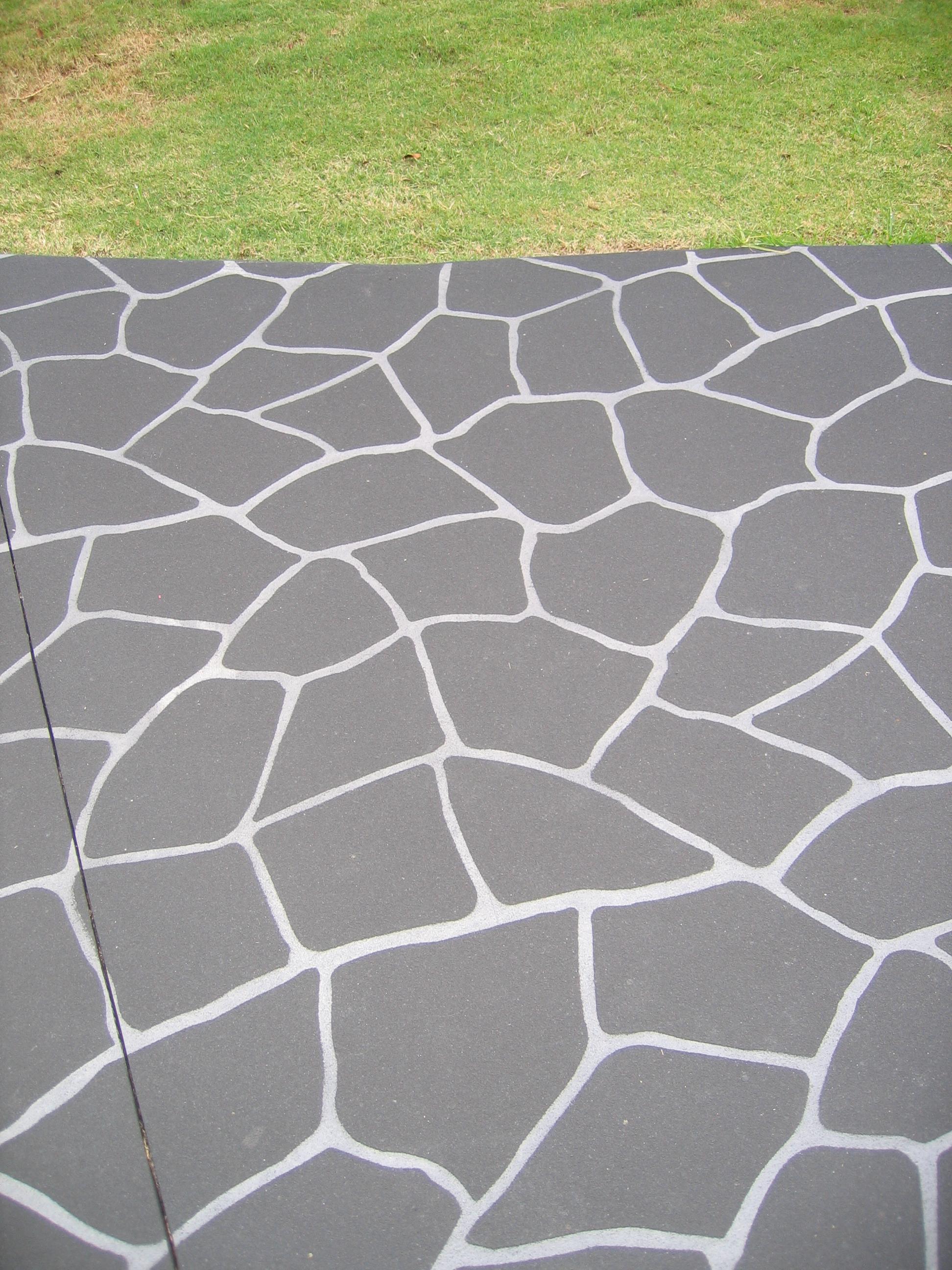 Decorative Concrete Stencils In Sydney Concrete Stencils