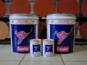 Tinted Sealer extra 1