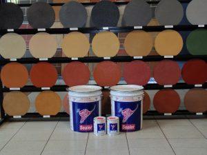 Concrete Sealer Types - Tinted Sealer
